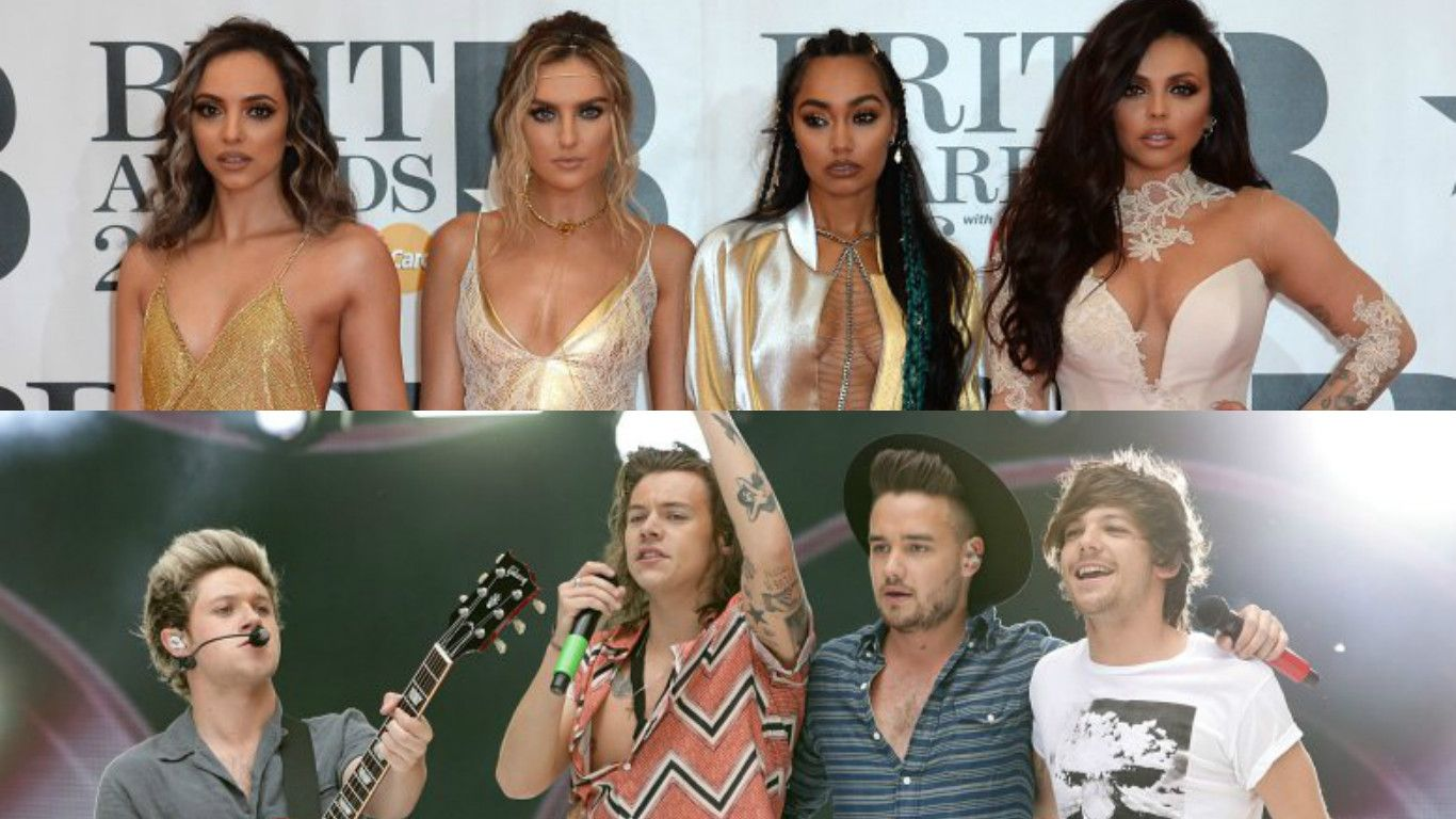 Little Mix Vs One Direction in numbers