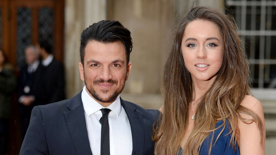 Peter Andre And Wife Emily Speak About Their Son S Health Problems Celebrity Forth 1
