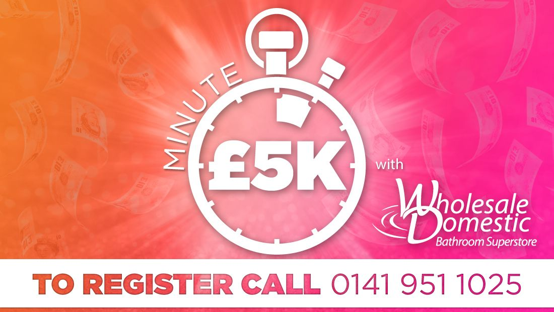 5K Minute - Thursday 27th February