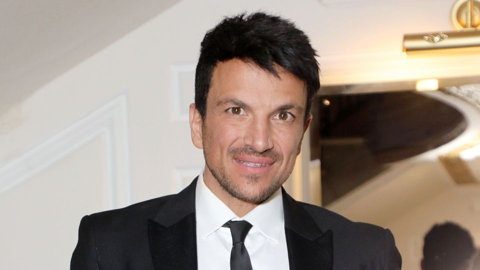 Peter Andre Delights Fans By Sharing Rare Photo Of His Children Amelia And Theo Celebrity Heat Radio