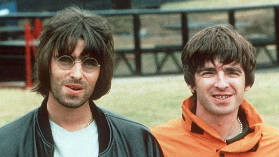 Liam Gallagher's sons Lennon and Gene look like him and ...