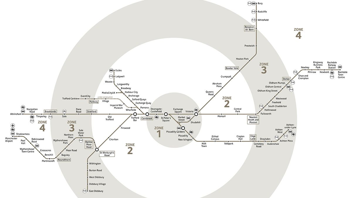 Public asked to share their thoughts on Metrolink fare zones