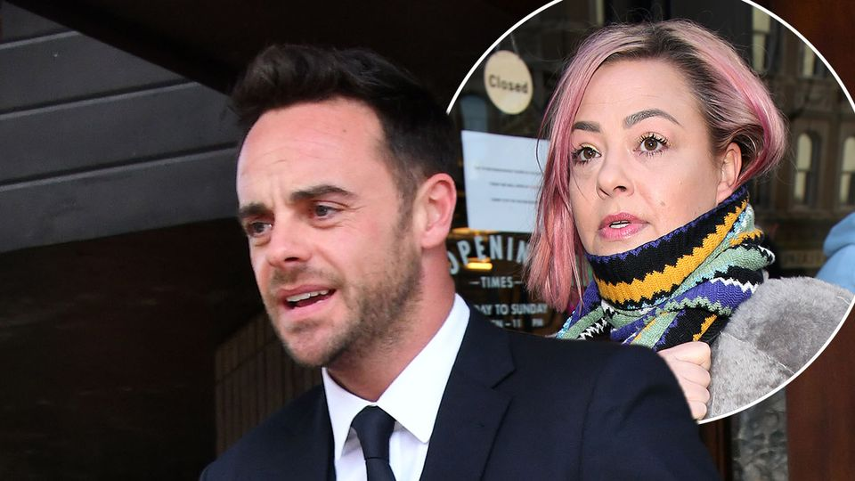 Ant Mcpartlin S Estranged Wife Lisa Armstrong Not Happy About His New Girlfriend Anne Marie Corbett