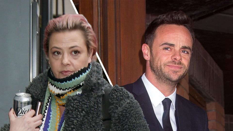 Lisa Armstrong Suspected Ant Mcpartlin S New Relationship With Anne Marie Corbett