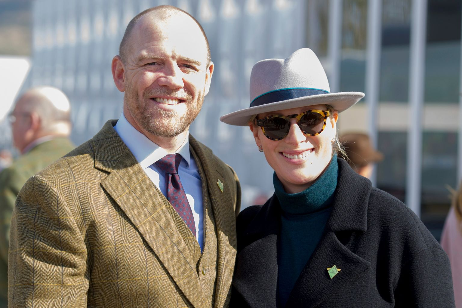 Zara and Mike Tindall reveal their newborn daughter is ...