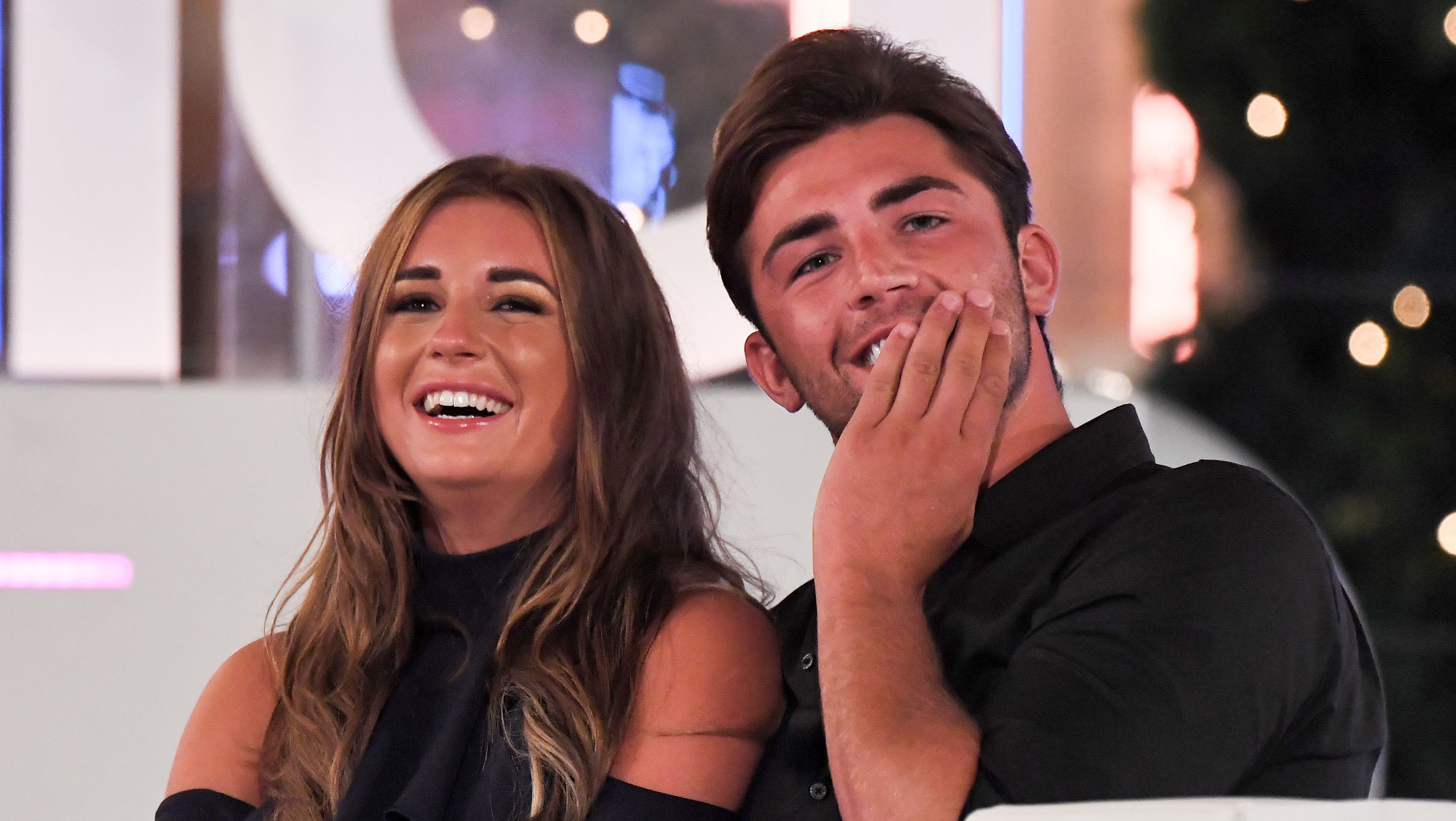 Love Island's Jack shares adorable post about Dani as she meets his family