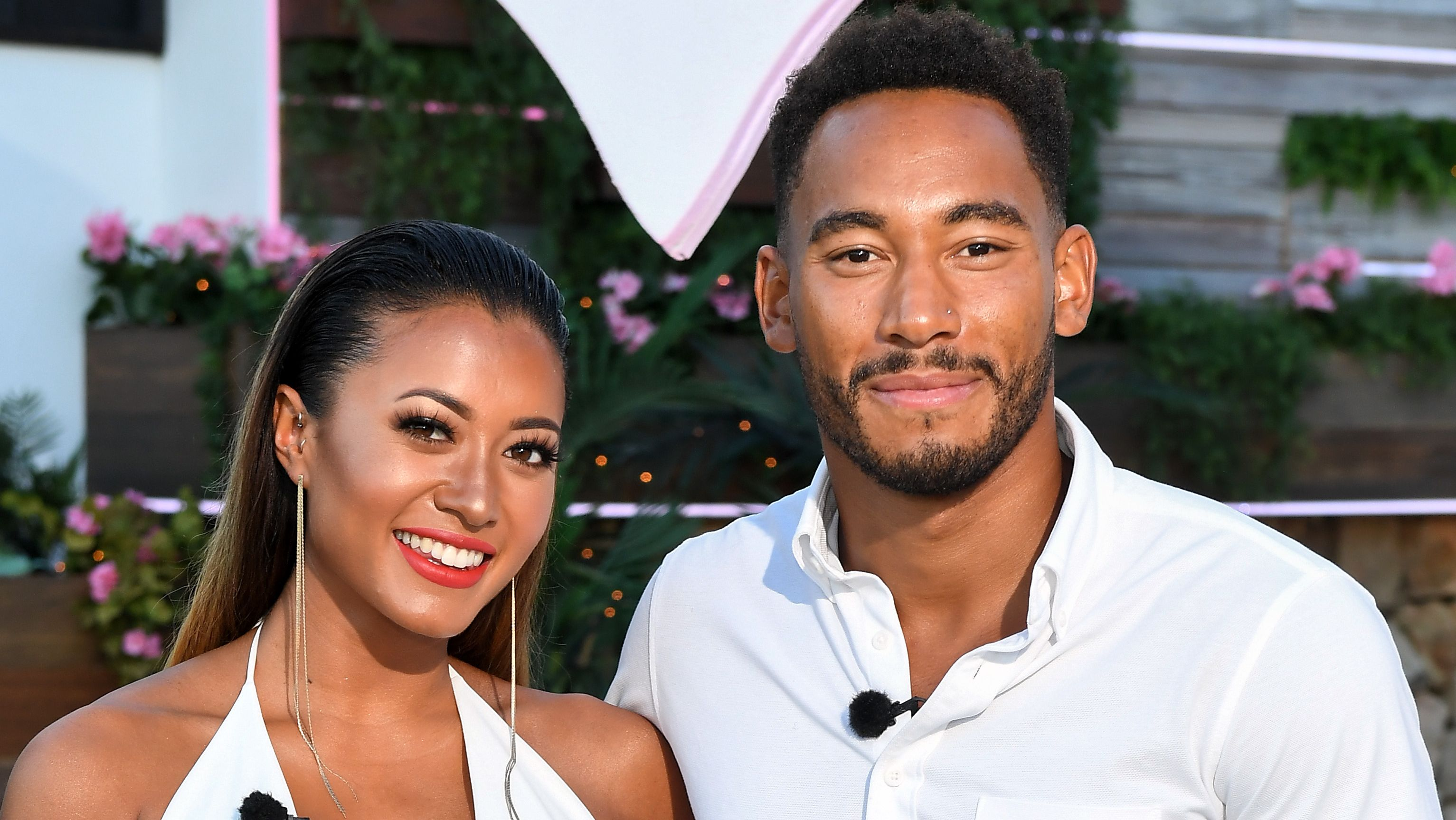 Love Island's Kaz Crossley and Josh Denzel tease fans with baby photo