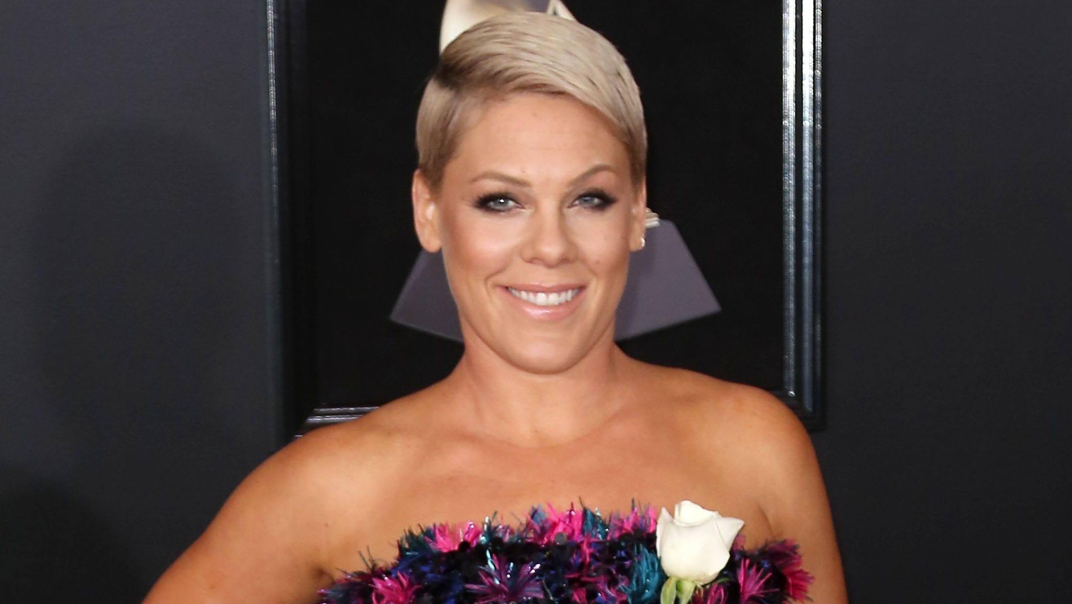 P!nk hits back in angry message as she's accused of 'cancelling her tour to go on holiday'