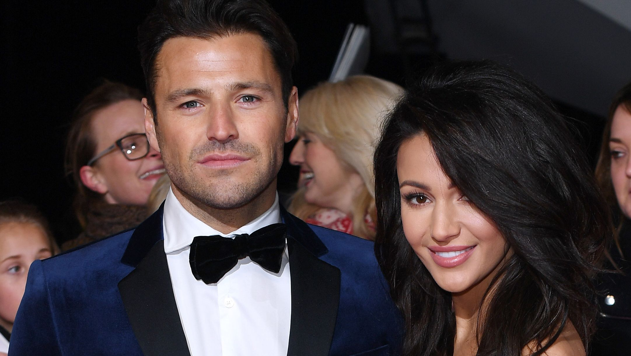Mark Wright gushes over wife Michelle Keegan in cute message