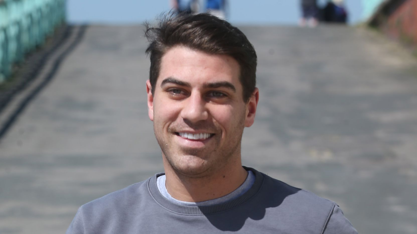 TOWIE's Jon Clark rushed to hospital after thinking he was 'going to die'
