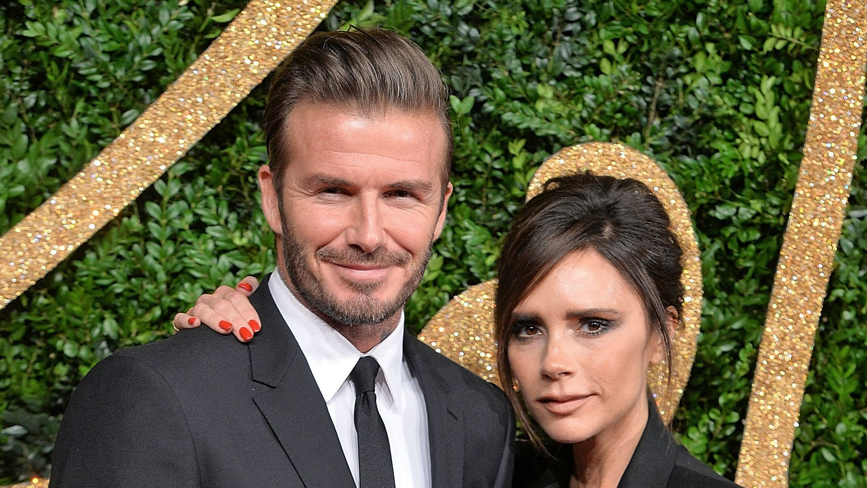 The Beckhams: Through the years
