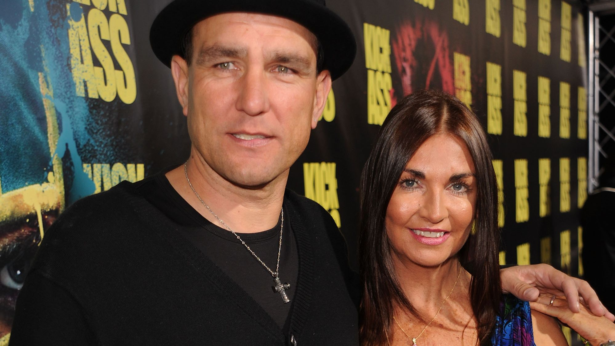 Vinnie Jones Wife Tanya Has Died Following A Long Illness