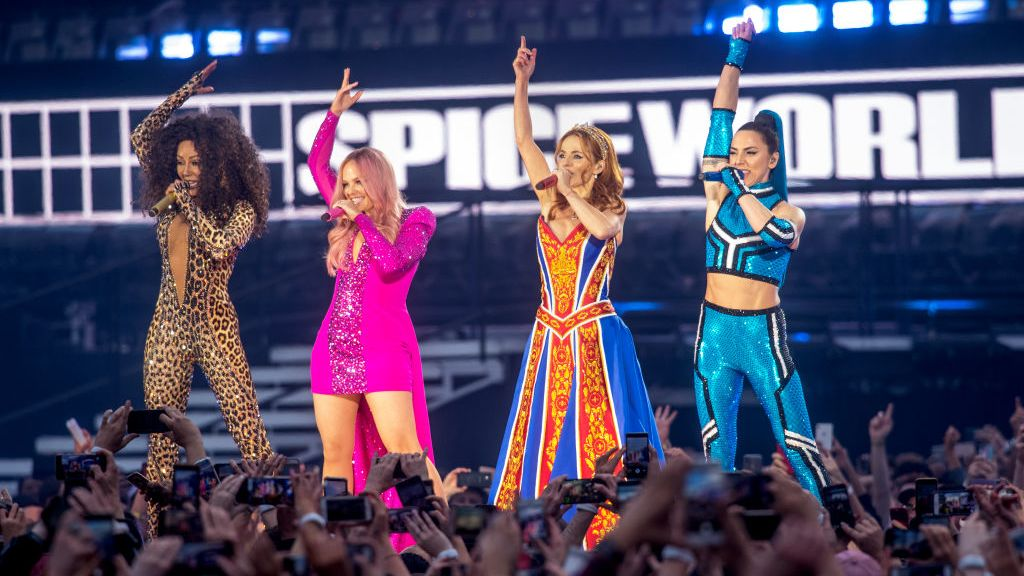 Spice Girls 'set' to release NEW music after 'meeting with top producers' 😱