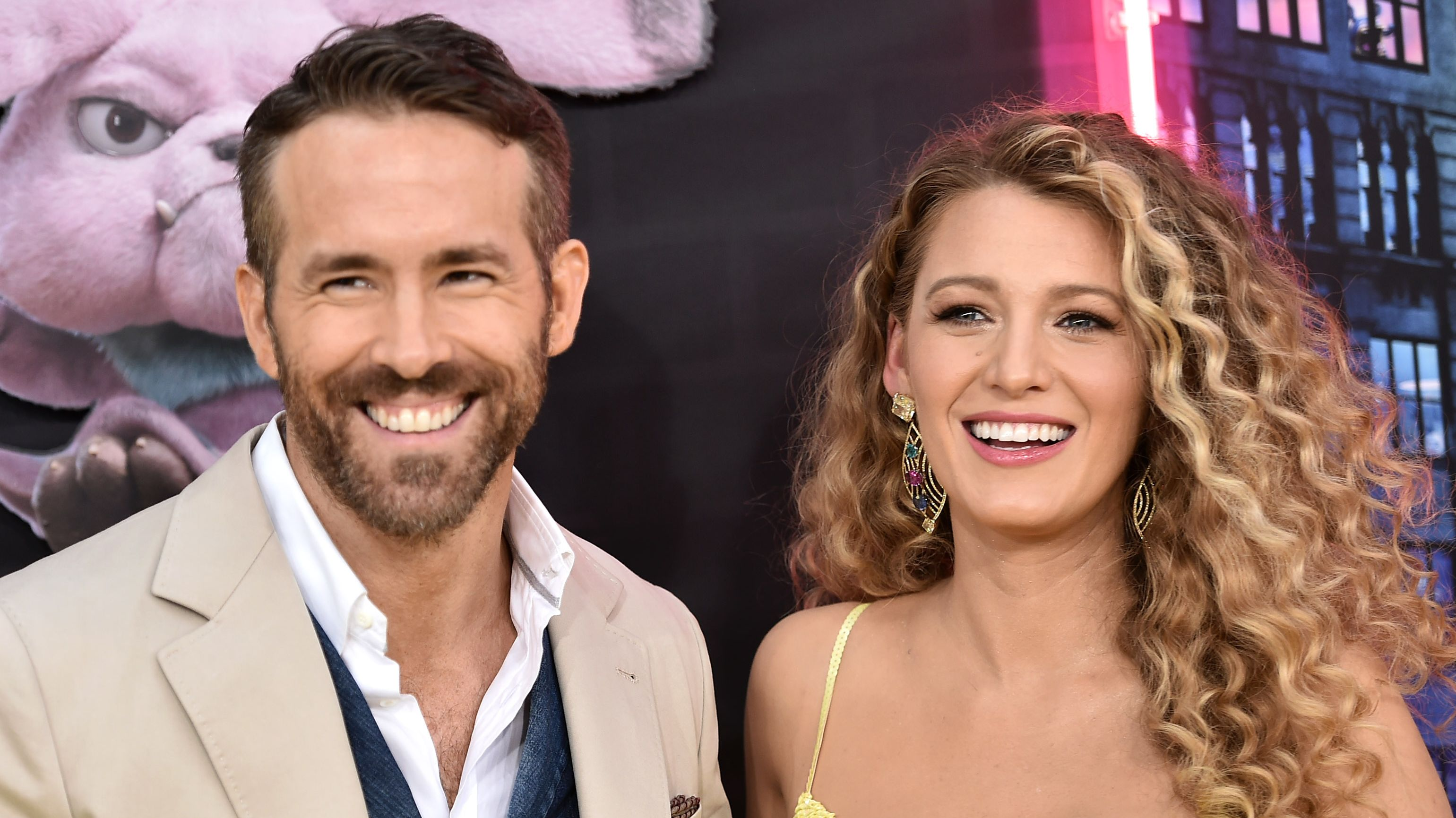 Ryan Reynolds confirms birth of third baby with wife Blake ...
