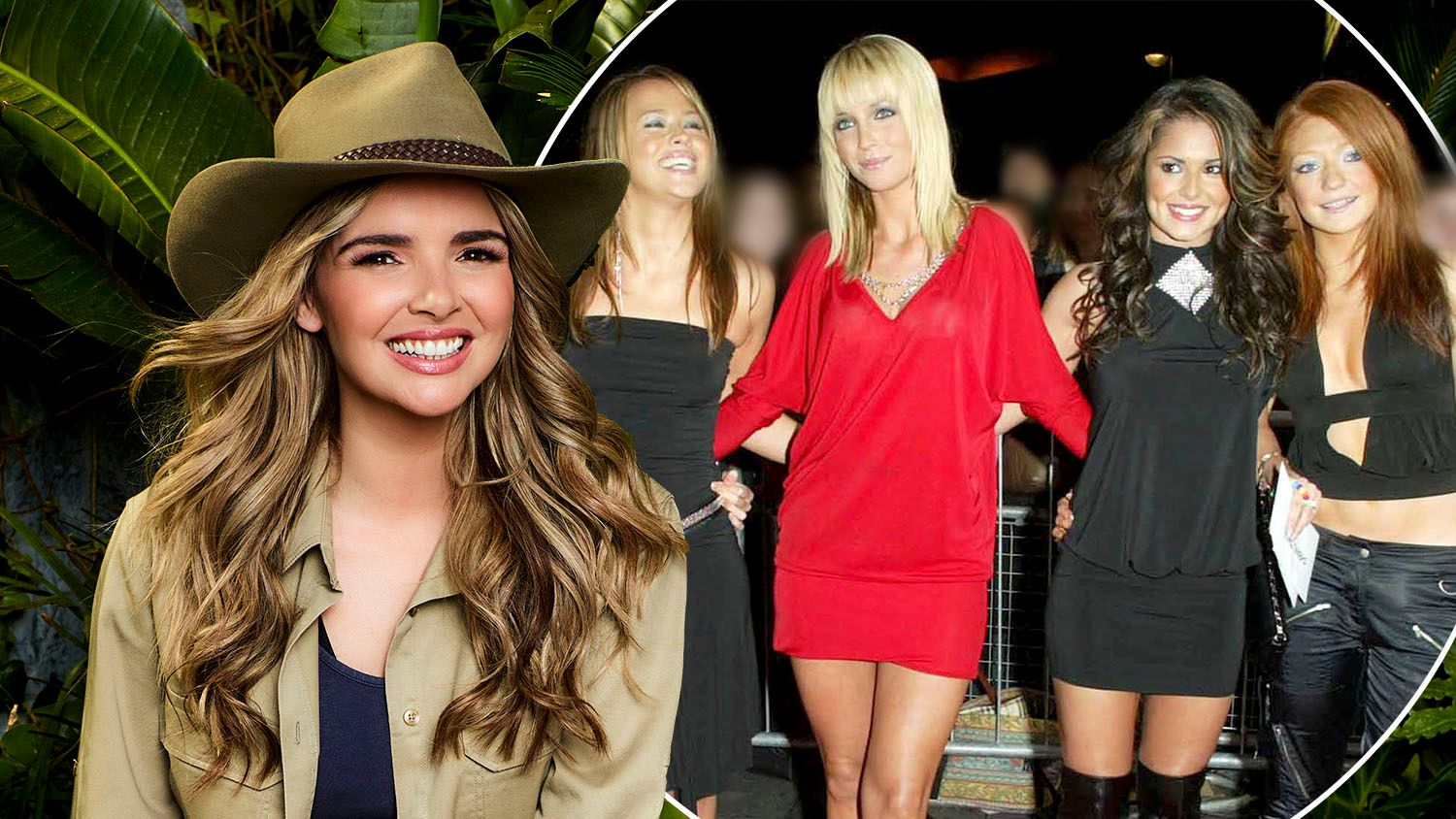 I'm A Celeb's Nadine Coyle spills the beans on what Girls Aloud was REALLY like