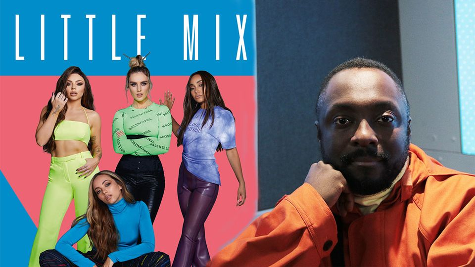 Will I Am Reveals He Is Working On A New Single For Little Mix Music Magic Radio