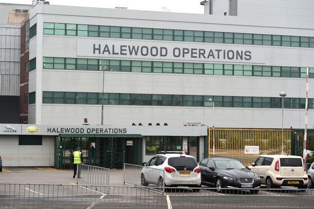 JLR set to axe hundreds of jobs at Halewood plant