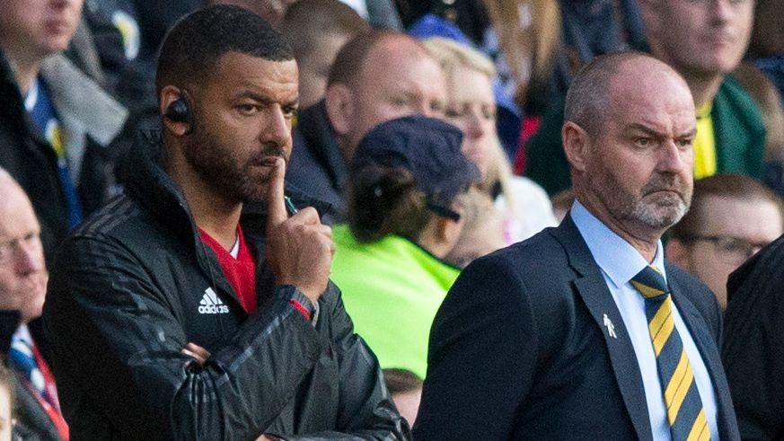 Reid warns Scotland players to be ready for surprise call-ups