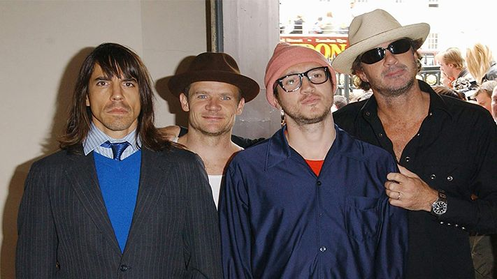 Get to know funk-rock legends Red Hot Chili Peppers