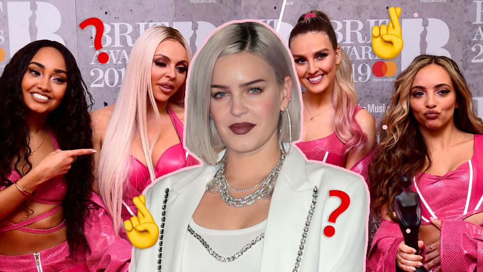 Anne-Marie addresses Little Mix collab rumours 👀