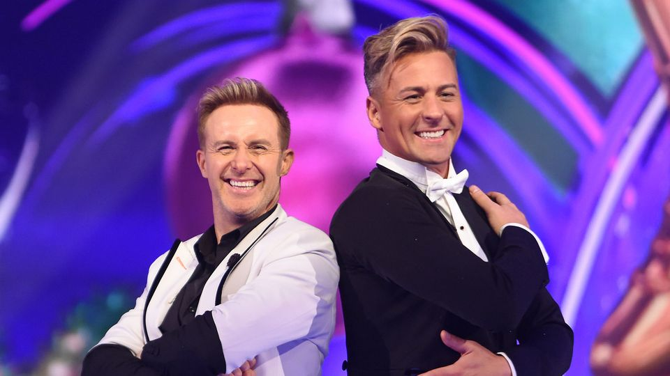 Dancing On Ice S H Urges Strictly Come Dancing To Have Same Sex Pairings This Year