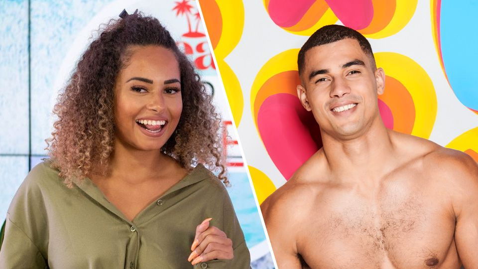 Love Island's Connagh Howard says he'd LIKE to slide into Amber Gill's DMs 👀