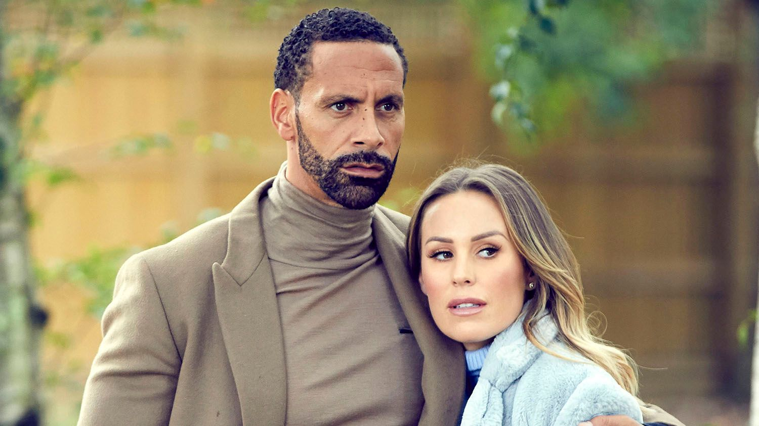 Kate Wright is planning a baby with Rio Ferdinand to 'bring the family closer'