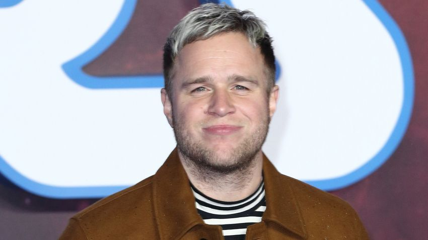 Olly Murs shares sizzling snap with new girlfriend Amelia Tank for Valentine's Day 🔥