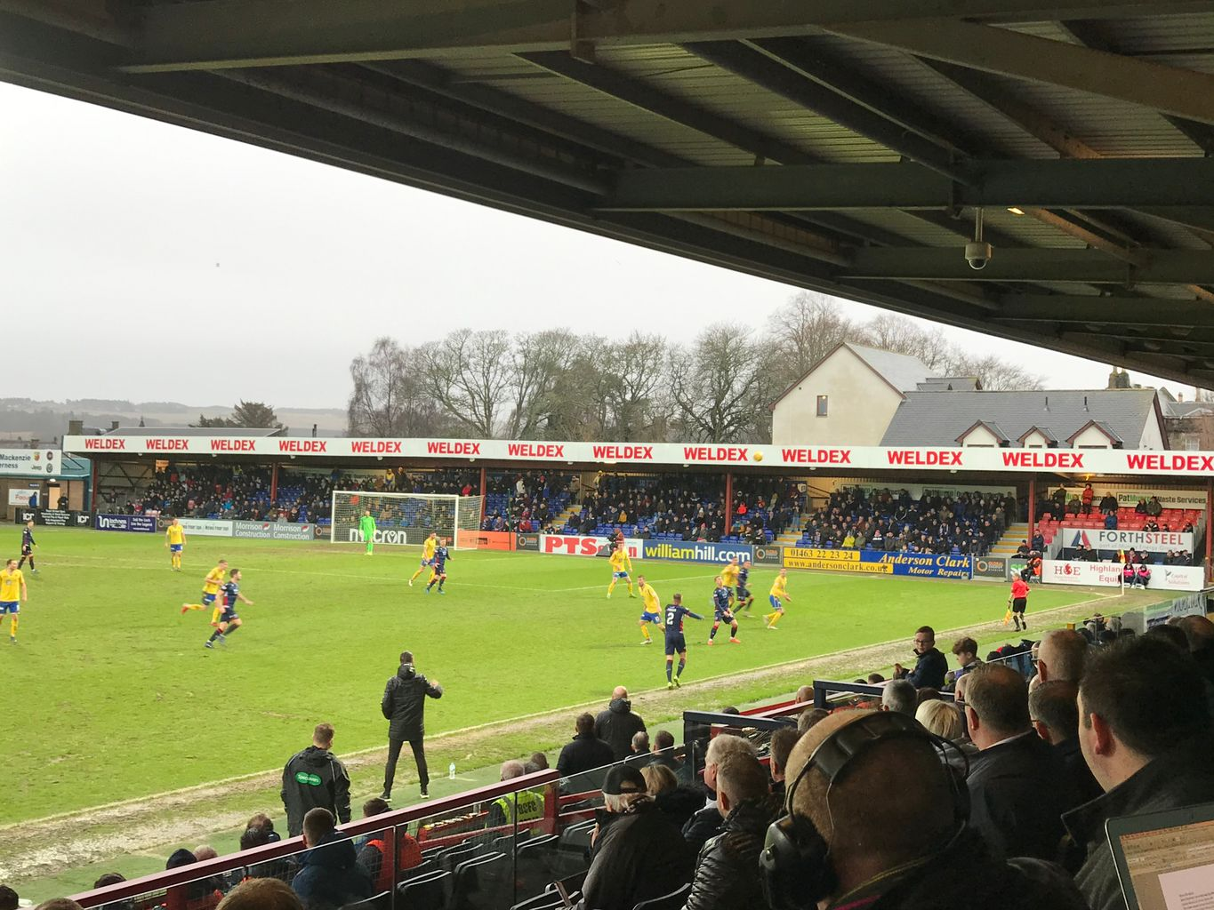 McKay rescues point for Ross County