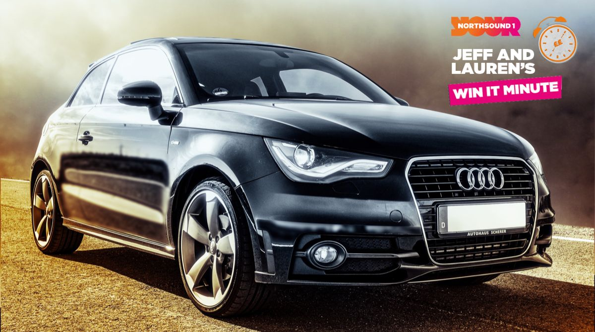 Win it Minute: Do you know the difference in these Audi models?