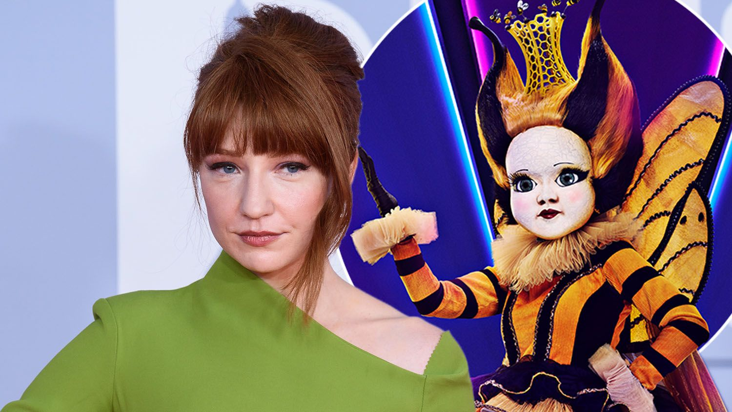 Nicola Roberts praises The Masked Singer for making it 'all about the voice'