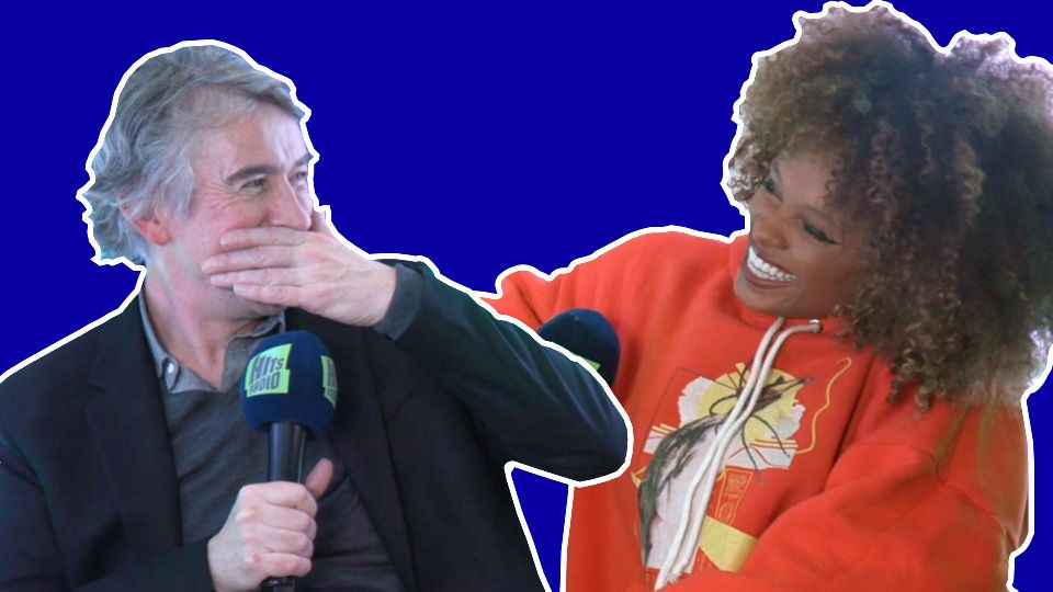 Steve Coogan and Fleur East go head-to-head with hilarious impersonations