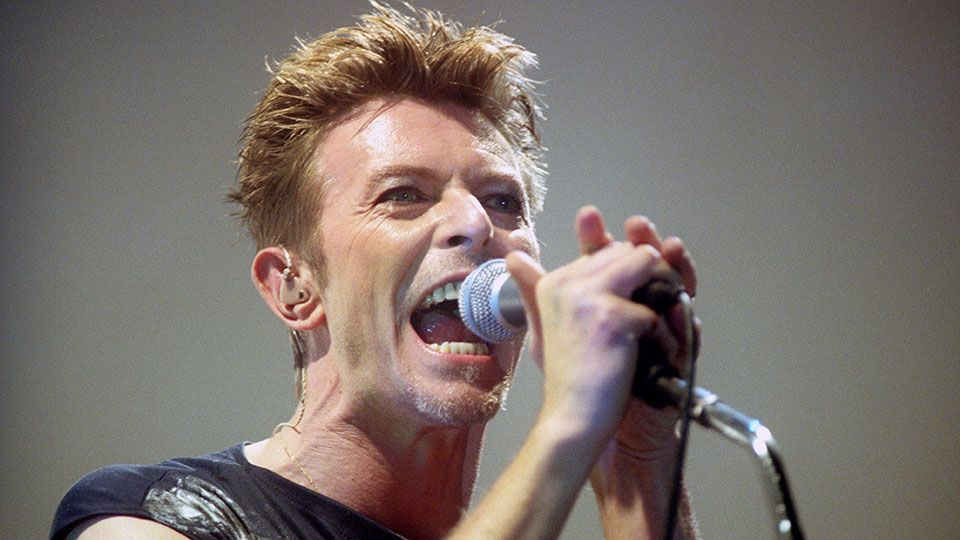 A NEW David Bowie album is set for release on Record Store Day 2020