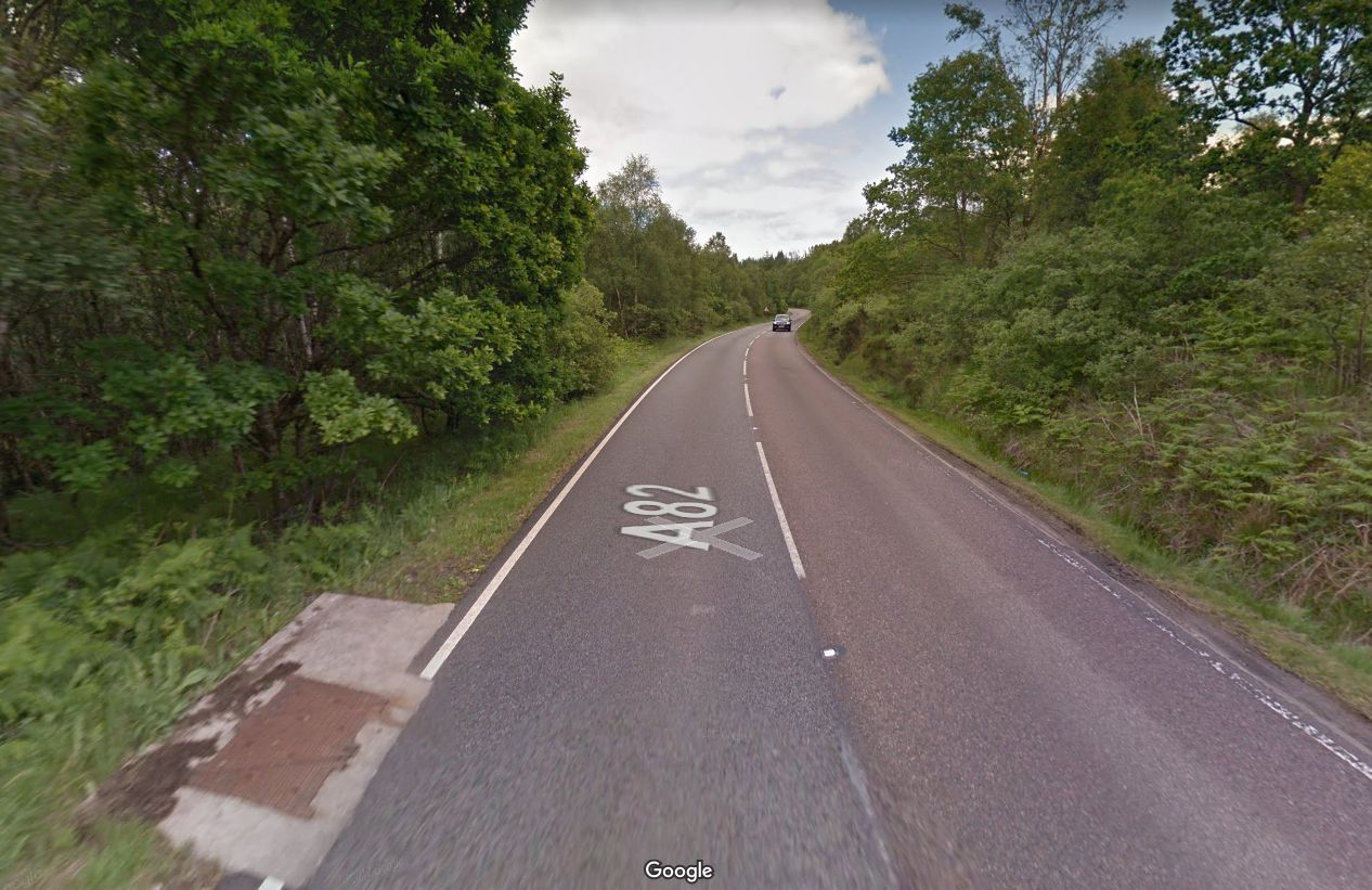 Family of four killed in Highlands crash