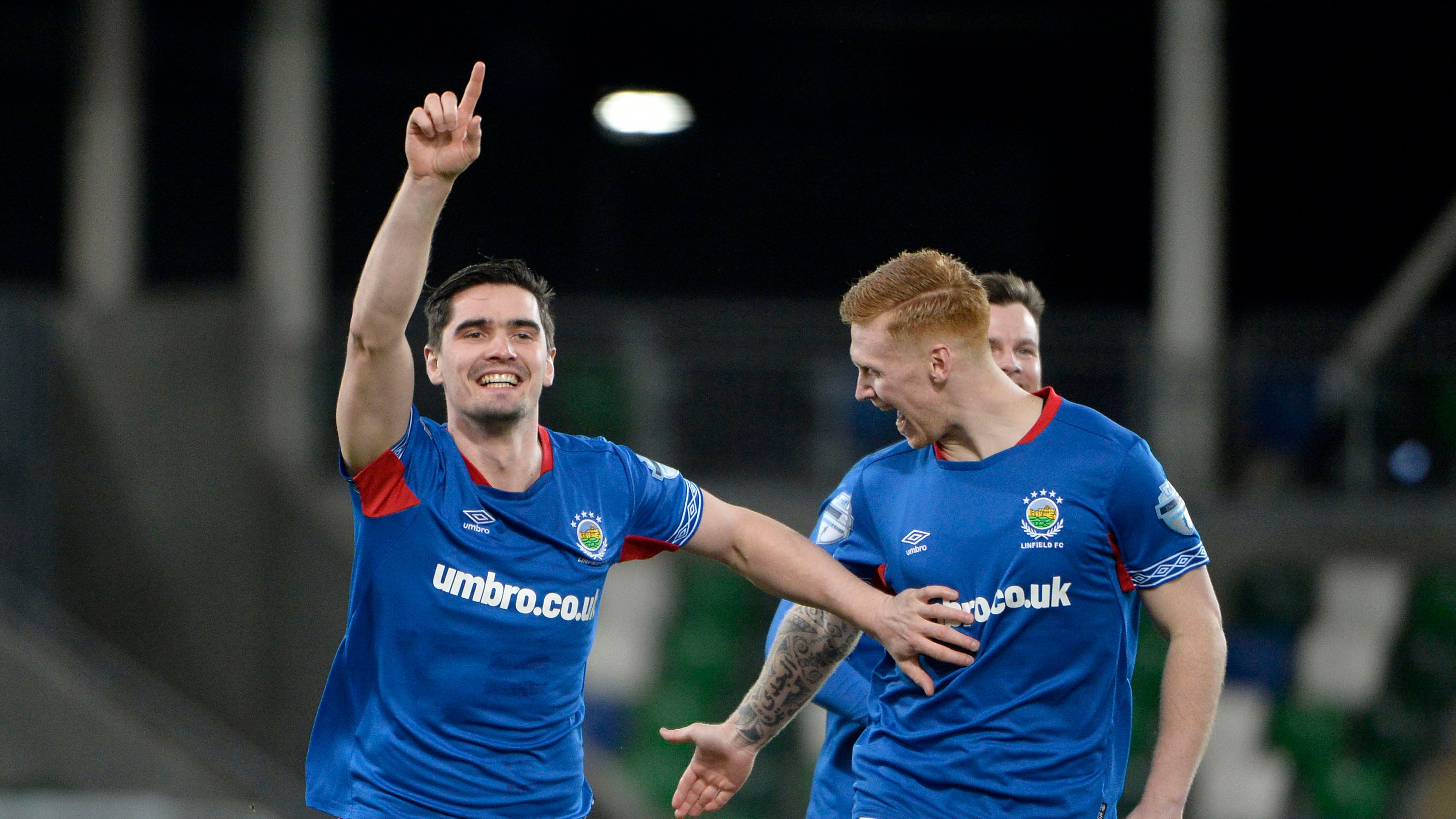 Linfield 4-0 Crusaders