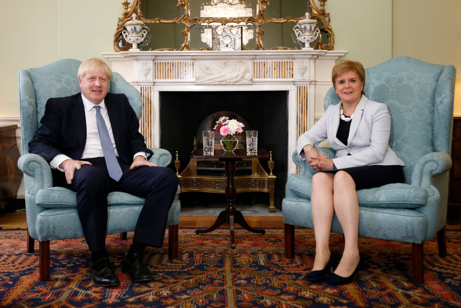 Sturgeon calls for immigration talks