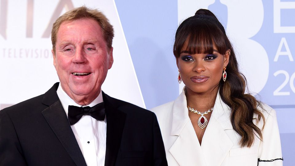 Harry Redknapp shows support for Fleur East's new music with a cute throwback photo