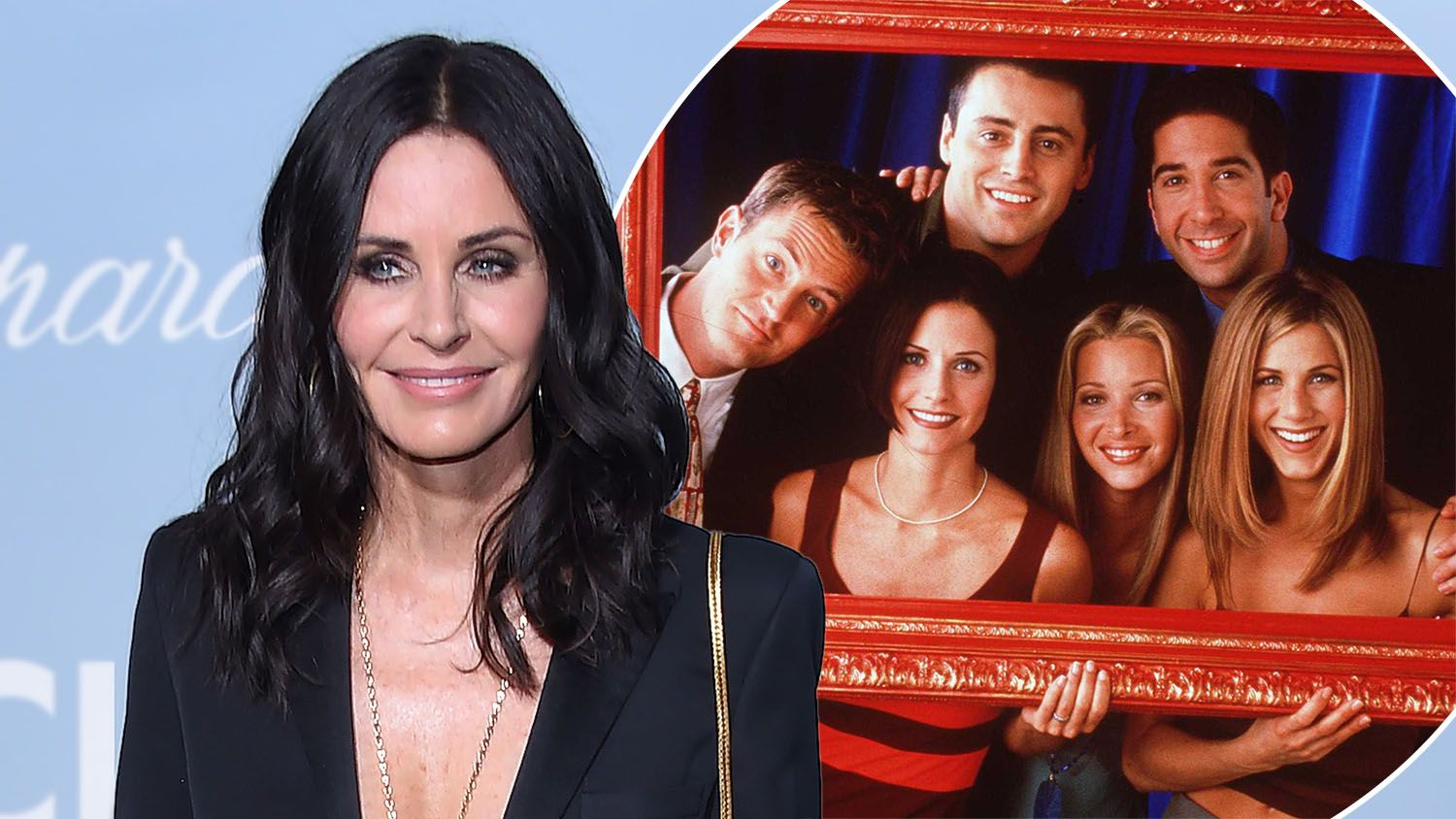 Friends' Courteney Cox reveals details about what the reunion will actually be 🙌