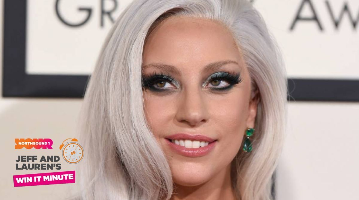 Win it Minute: Do you know the name of Lady Gaga's new song?