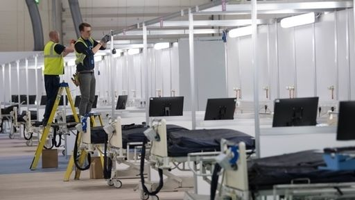 Temporary hospital for Yorkshire to deal with coronavirus patients