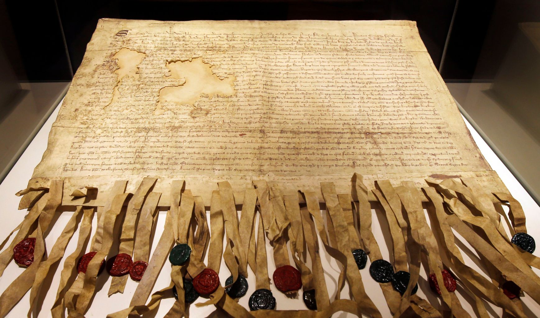 Declaration of Arbroath 700th anniversary