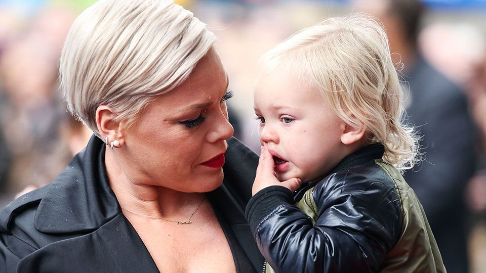 P!NK reveals she and son Jameson both tested positive to Coronavirus in emotional post