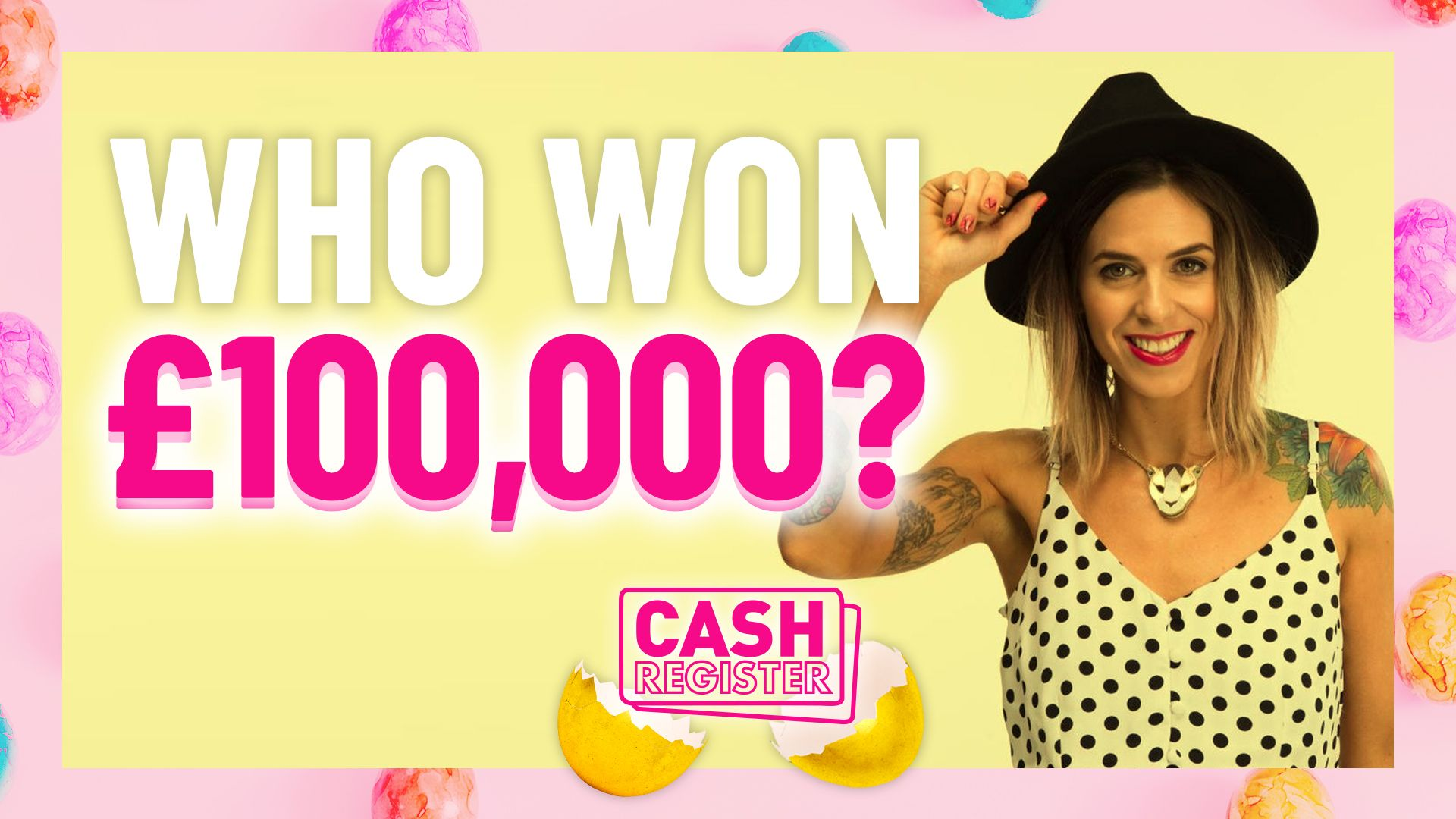 Who won £100,000 on Good Friday?