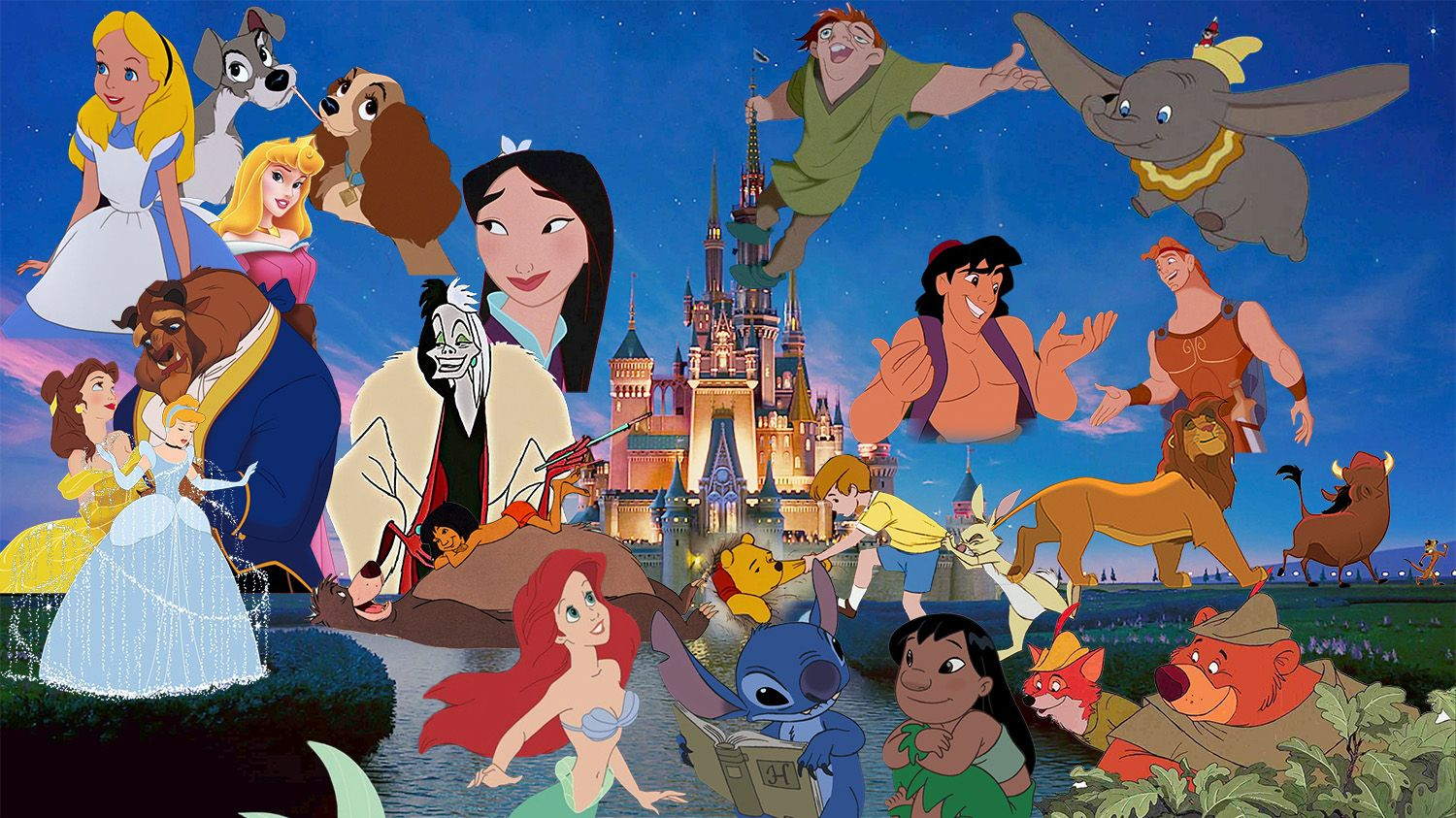 All of Disney's upcoming live-action remakes we know about so far