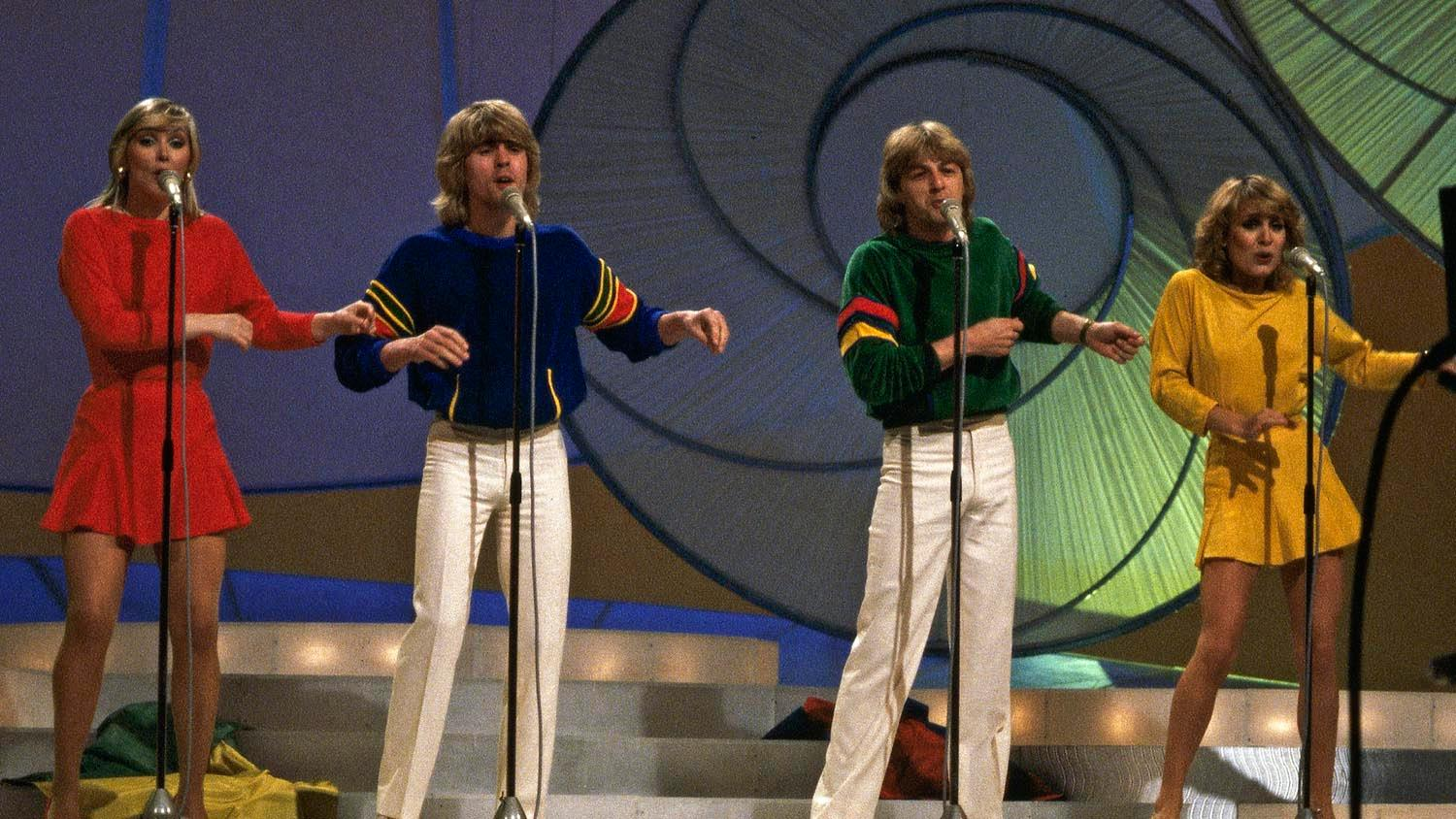 Bucks Fizz are reuniting for a virtual Eurovision performance