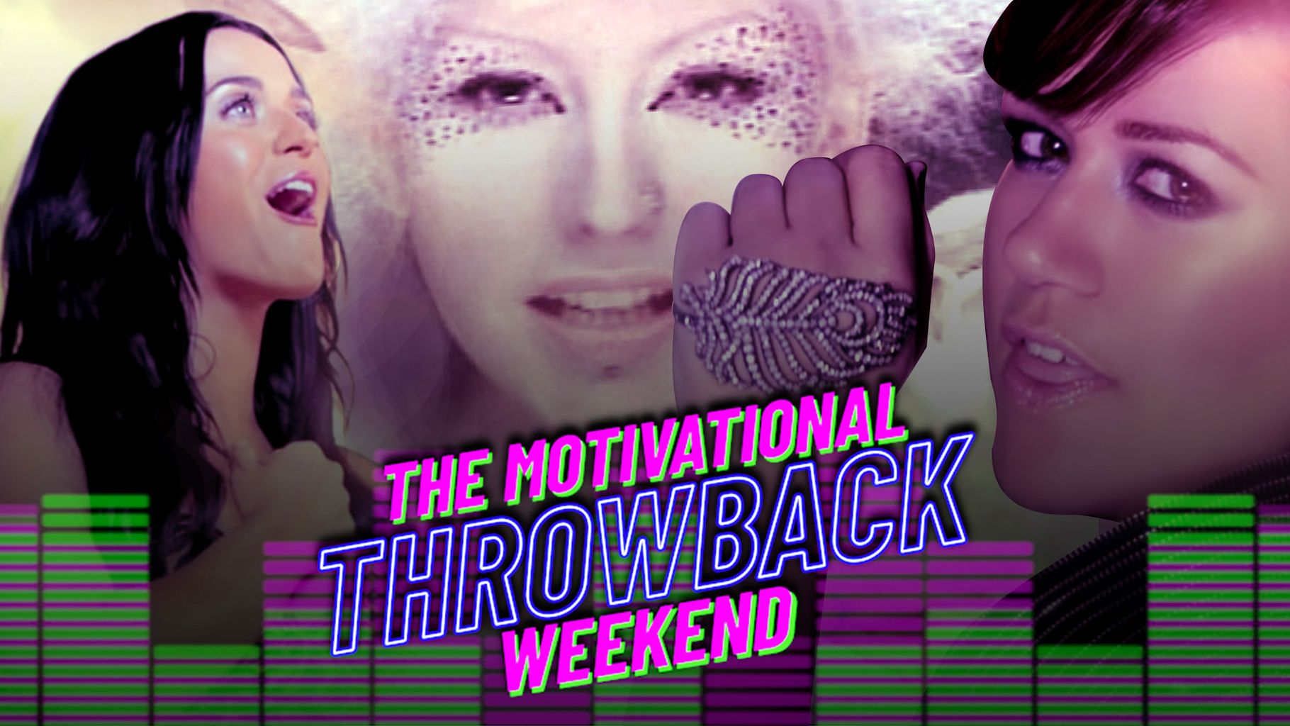 This weekend is The Hits Radio Motivational Throwback Weekend