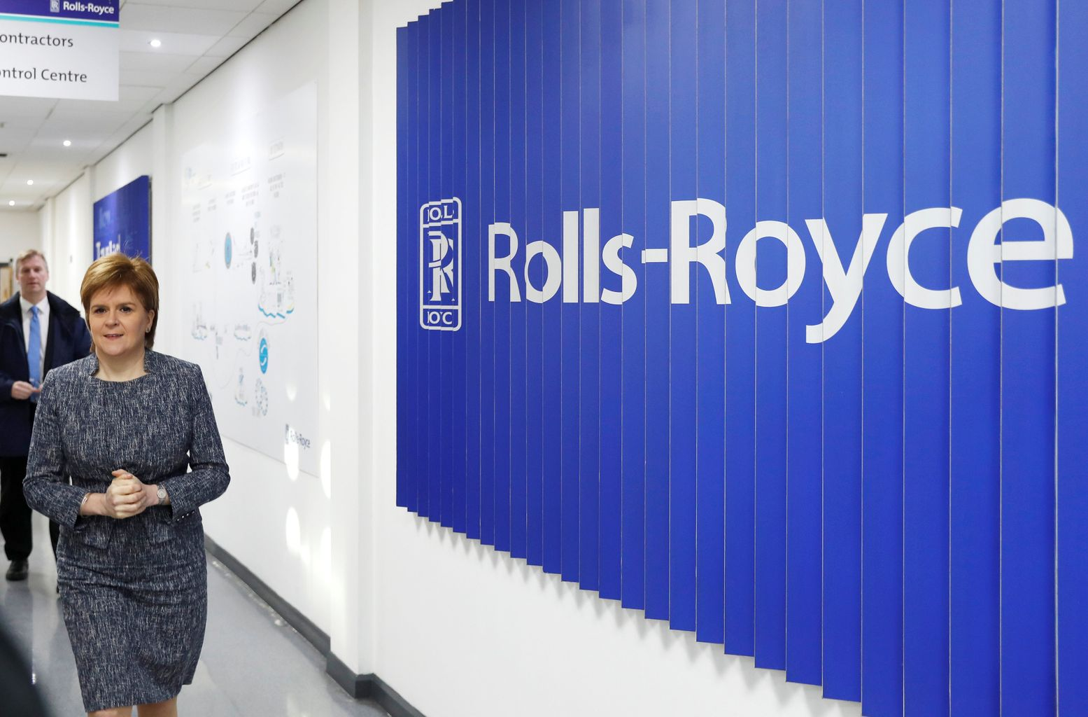 Rolls Royce confirms 700 jobs are to be axed at Inchinnan site