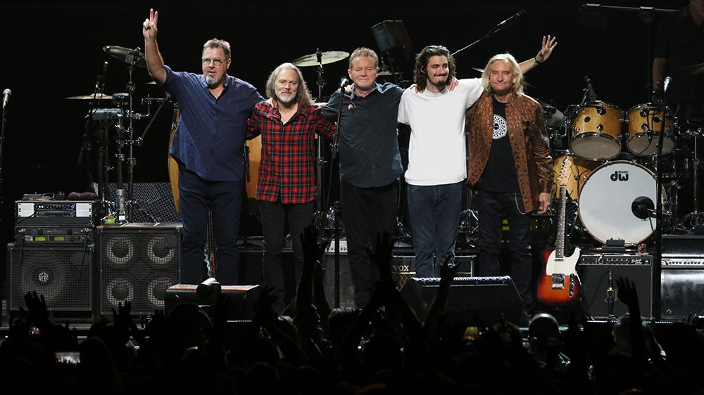 Eagles announce new dates for London Wembley Stadium shows