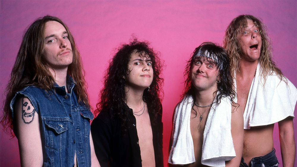 'Master of Puppets' voted best Metallica song ever