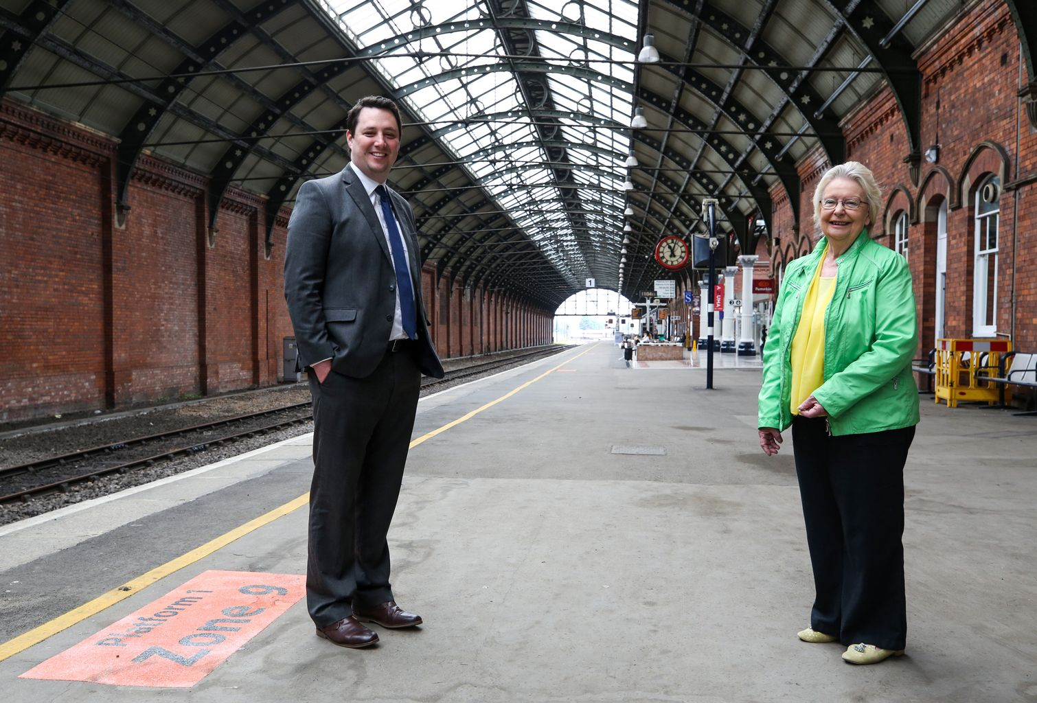 Tees Valley railway stations boosted by £11 million government backing